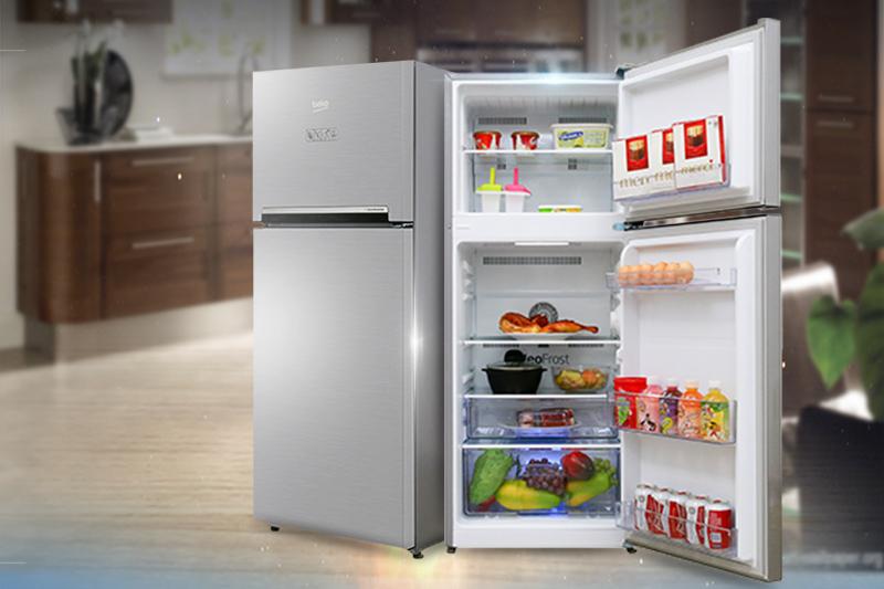 Tủ lạnh Beko 200 lít RDNT200I50VS