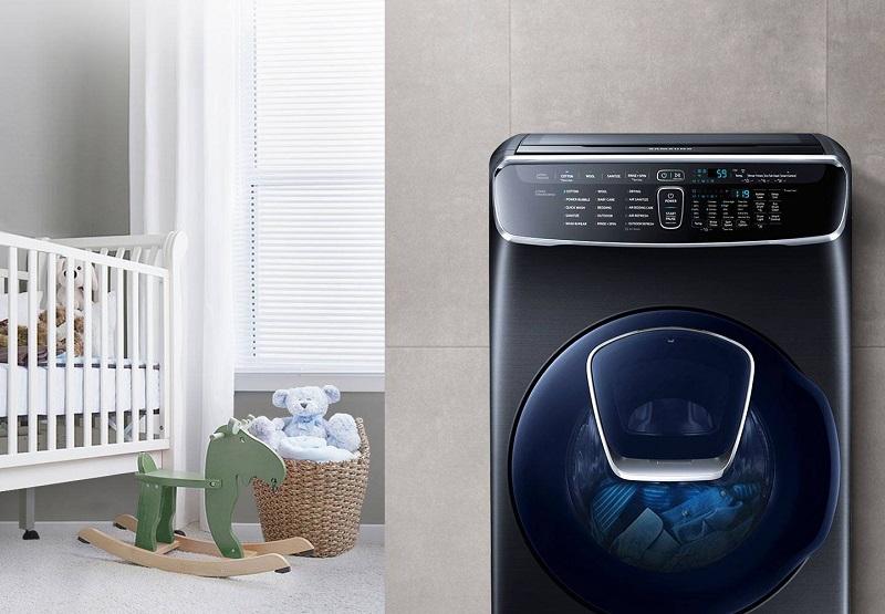 Máy giặt có khả năng giảm tiếng ồn và chống rung hiệu quả