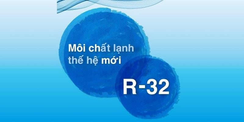 Gas R32