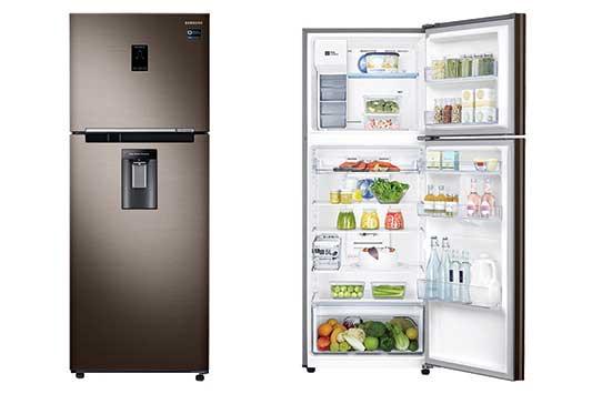 Tủ lạnh Samsung Inverter 382 lít RT38K5982DX/SV