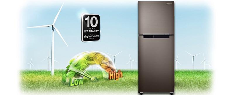 Làm lạnh hiệu quả và tiết kiệm điện năng với công nghệ Digital Inverter