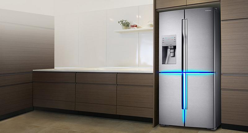 Tủ lạnh Samsung RF56K9041SG/SV