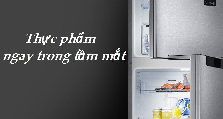 Hệ thống LED của tủ lạnh Samsung RT29K5012S8/SV