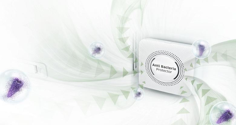 Bộ lọc than hoạt tính của tủ lạnh Samsung RT29K5012S8/SV