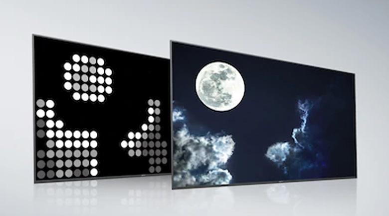 Full Array LED và X-tended Dynamic Range™ - Android Tivi Sony 4K 85 inch KD-85X9000H