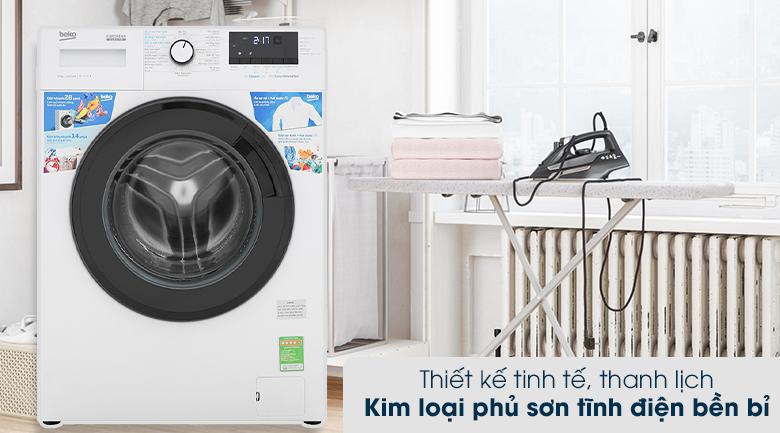 Máy giặt Beko WCV10612XB0ST - Thiết kế tinh tế, thanh lịch