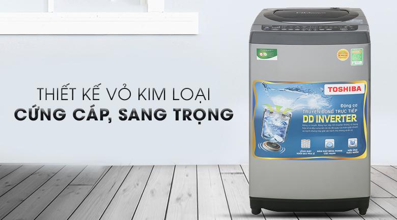 Máy giặt Toshiba Inverter 9 Kg AW-DJ1000CV(SK)