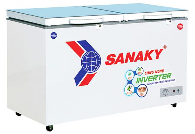 Tủ đông Sanaky Inverter 2020