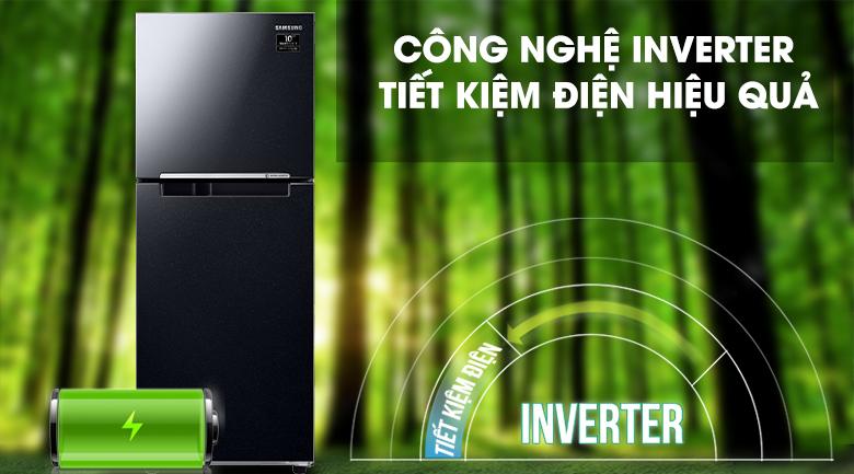 Inverter -Tủ lạnh Samsung Inverter 208 lít RT20HAR8DBU/SV