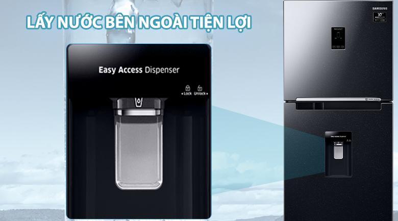 Lấy nước ngoài - Tủ lạnh Samsung Inverter RT32K5932BU/SV