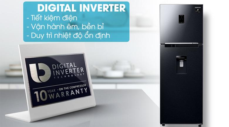 Digital Inverter - Tủ lạnh Samsung Inverter RT32K5932BU/SV