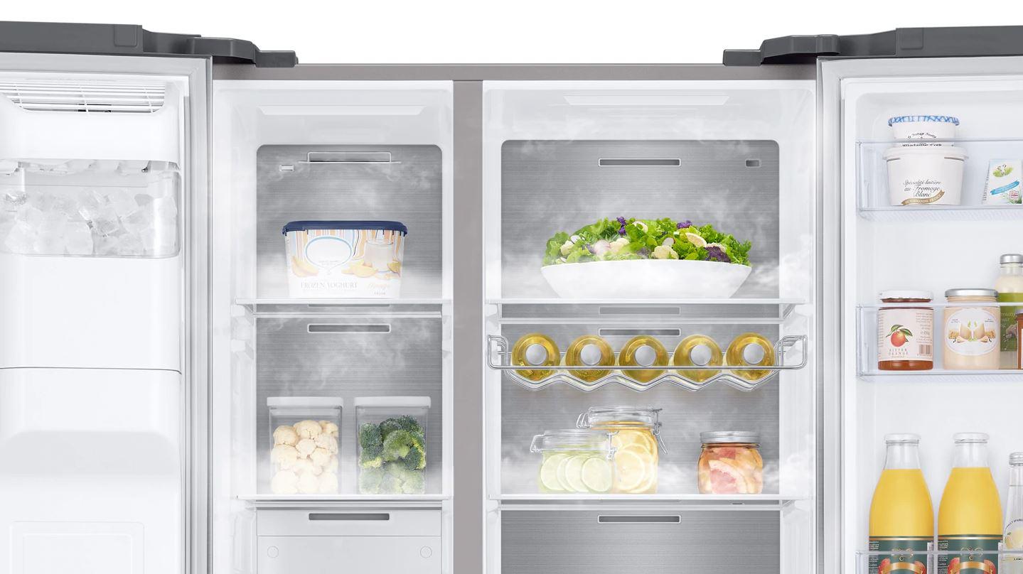Tủ lạnh Samsung Inverter 650 lít RS65R5691B4/SV - Công nghệ Metal Cooling
