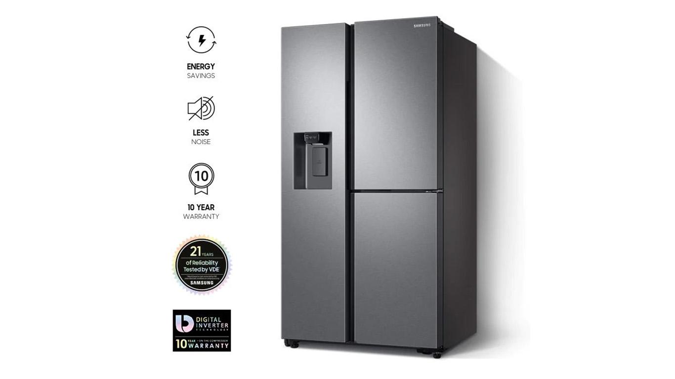 Tủ lạnh Samsung Inverter 650 lít RS65R5691B4/SV - Công nghệ Digital Inverter